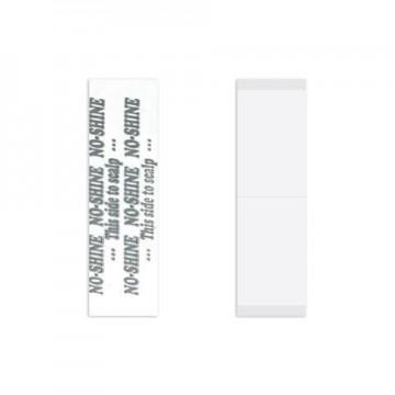 No-Shine Strips 2,5cm x 7,5cm - lepící páska na vlasová systémy, integrace, tupé a paruky