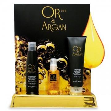 Vlasová kosmetika Or & Argan - Set