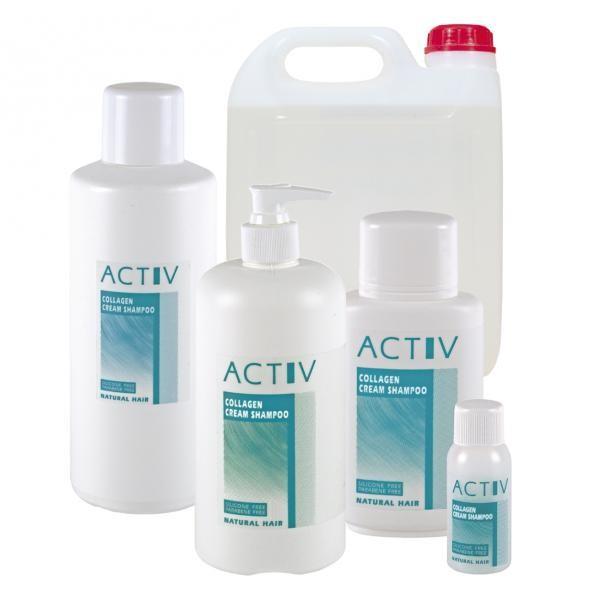 ACTIV Collagen Cream Šampon