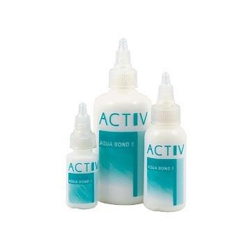 Aquabond 3 - tekuté lepidlo na vlasové systémy, integrace, tupé a paruky